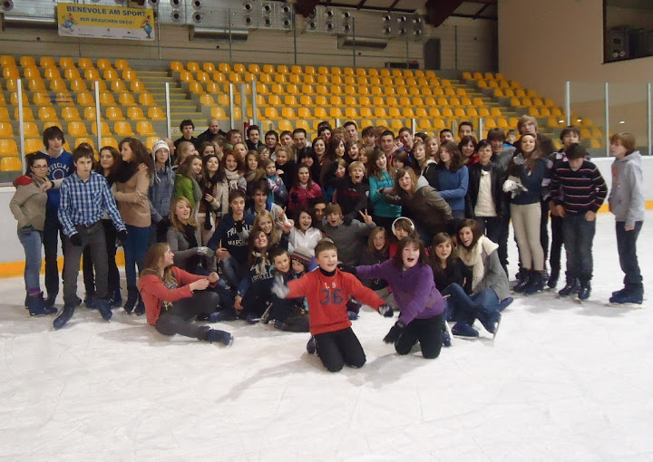 Patinoire 2012