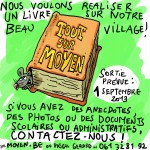 projet livre