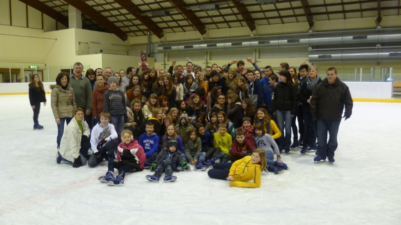 Patinoire 2013